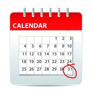 Calendar-circled