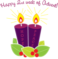 happy-2nd-week-of-advent-hope-peace-candles